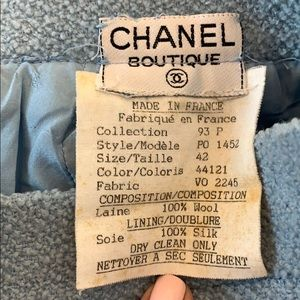 CHANEL Other - Chanel Boutique suit